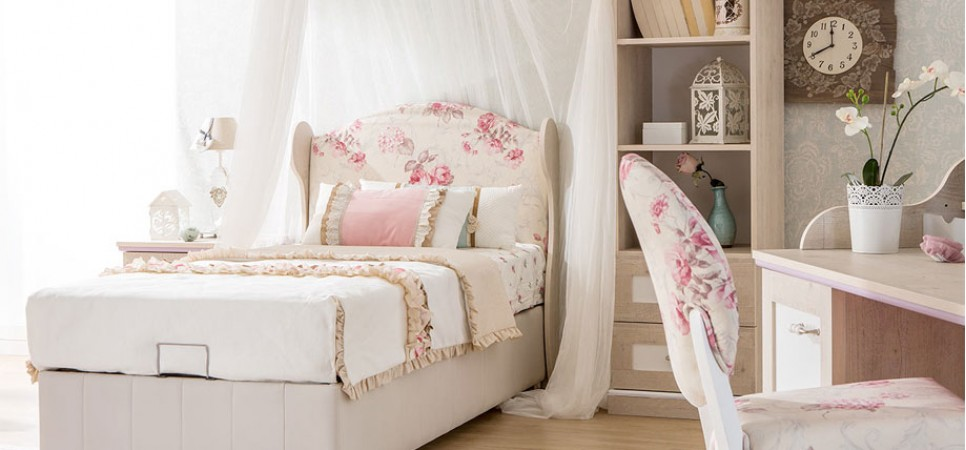 Ballerina Themed Bedroom Decorating Ideas