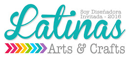 Latinas Arts and Crafts - Diseñadora Invitada