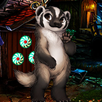 G4K Furvilla Badger Escap…