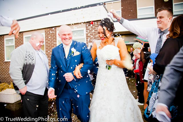 Wedding Photography at Stockton on Tees registry office