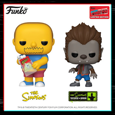 Funko's New York Comic Con 2020 Exclusives Part 2 – Fortnite, Pokemon, The Simpsons, Umbrella Academy & More!