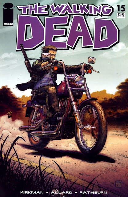 The Walking Dead, Issue 15
