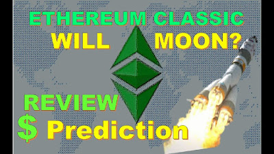 4 Reasons Why Ethereum Classic Going to Moon