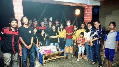 Maknai Paskah Organisasi Barisan Muda Toraja Berbagi Sukacita di Panti Asuhan Sangalla'