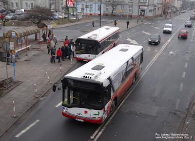 Solaris Urbino 12, MZK Kędzierzyn-Koźle