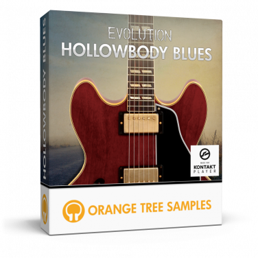 Download Orange Tree Samples - Evolution Hollowbody Blues KONTAKT Library