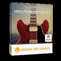 Orange Tree Samples - Evolution Hollowbody Blues Full vesion