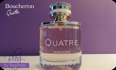 Parfum - Quatre de Boucheron