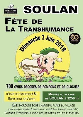 Fête de la transhumance Soulan 2018