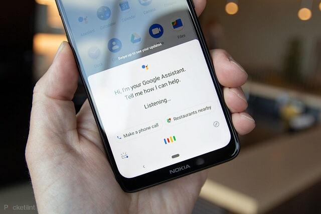 مشكلة في مساعد جوجل تستنزف بطارية هاتفك