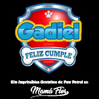 Logo de Paw Patrol: Gadiel