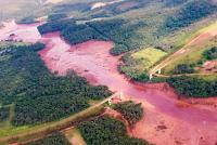 Fra damulykken ved Brumadinho, 25.1.2019. TV NBR [CC BY 3.0 (https://creativecommons.org/licenses/by/3.0)]