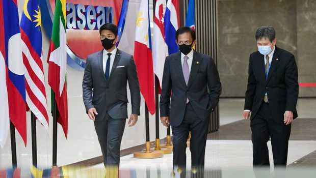 Berikut Lima Poin Konsensus Hasil Kesepakatan KTT ASEAN terkait Myanmar