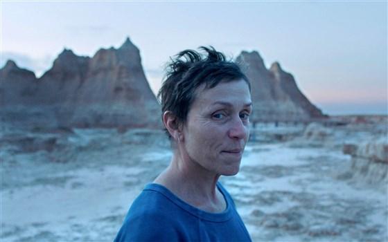 """فرانسيس مكدورماند في فيلم """"Nomadland"""" الحائز على جائزة أفضل صورة"""