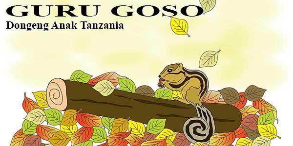 Guru Goso, Dongeng Anak Tanzania