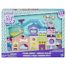 Littlest Pet Shop Series 1 Large Playset Himalia Cattrick (#1-104) Pet