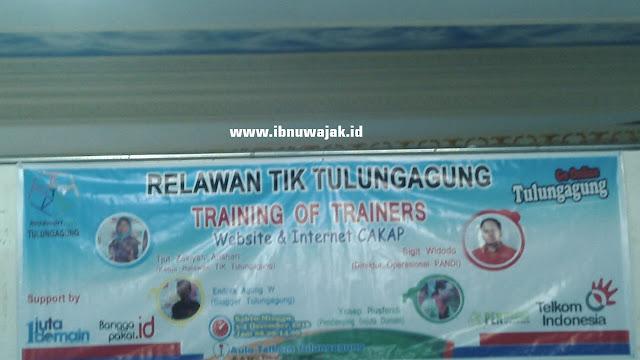 Relawan TIK Tulungagung