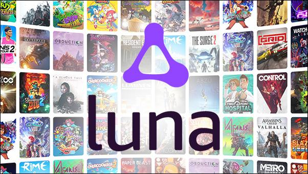 Amazon Luna el nuevo servicio de juego en la nube