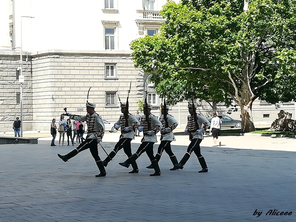 change-of-guards-Sofia-Bulgaria