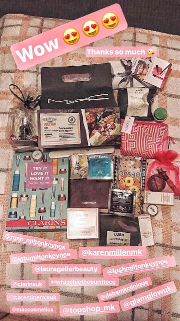 intu, Style Garden, Milton Keynes, Love MK, MK Blogger, Fashion, AW17, blogger, goody bag