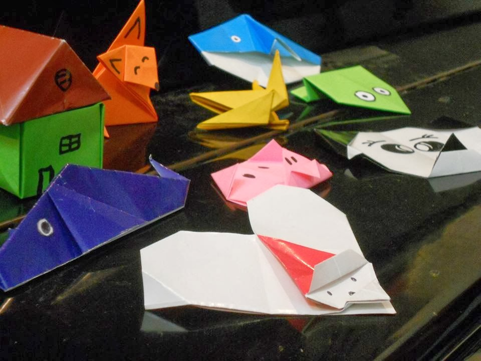Make an origami frog that really jumps | Origami frog, Origami ... | 720x960