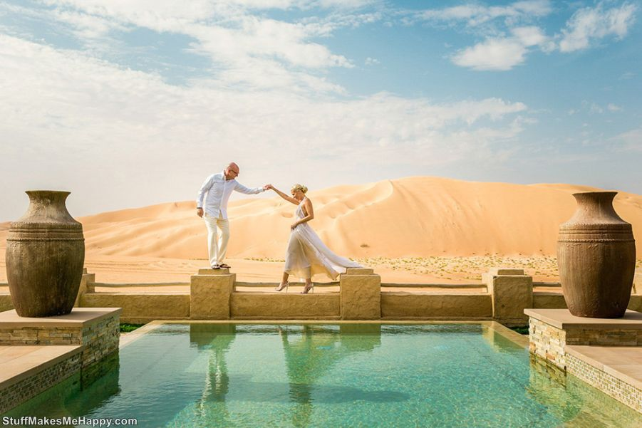 Abu Dhabi Wedding Photo