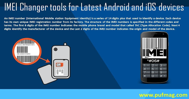 IMEI Changer tools for All Android devices