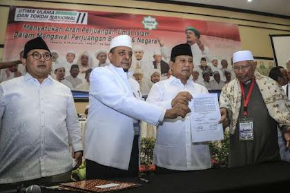 Begini Kata Polri Tanggapi Integritas Ijtima Ulama II yang Diteken Cawapres Prabowo terkait HRS