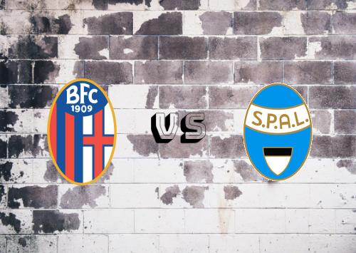 Bologna vs SPAL  Resumen