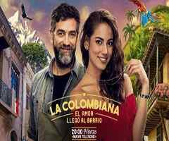 Ver la colombiana capítulo 132 completo