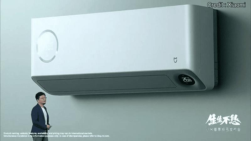 Mi Smart Air Conditioner