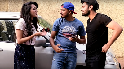 Desi Vs Others Relationship Ki Kahani - Amit Bhadana comedy video
