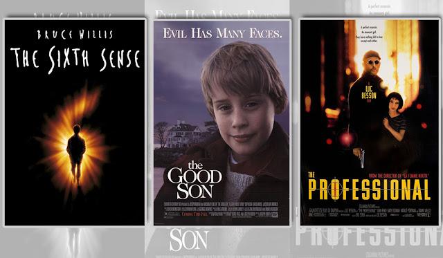 أفلام مثيرة ابطالها أطفال لكنها موجهة للكبار فقط