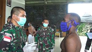 Dwi Cahyono, Putra Asli Papua Bernama Jawa Lulus Seleksi TNI AD
