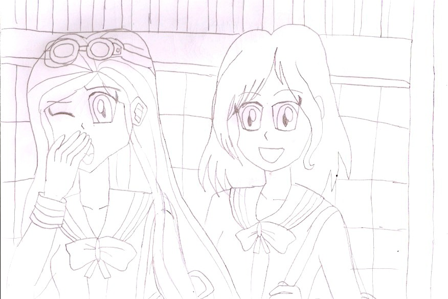 Winx Club All: Novelas: Element Fairies Capitulo 4 La nadadora Otaku ...