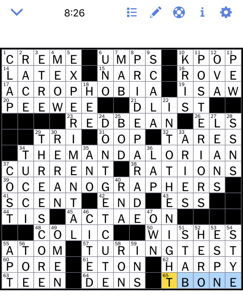 Web Ny Times Crossword : times, crossword, Times, Crossword, Puzzle, Solved:, Friday's, September