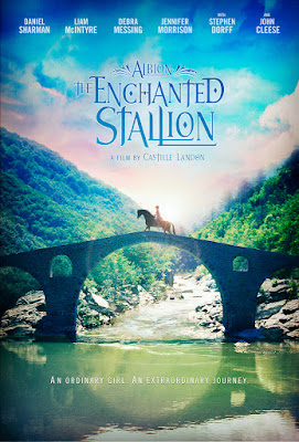 Albion: The Enchanted Stallion Poster