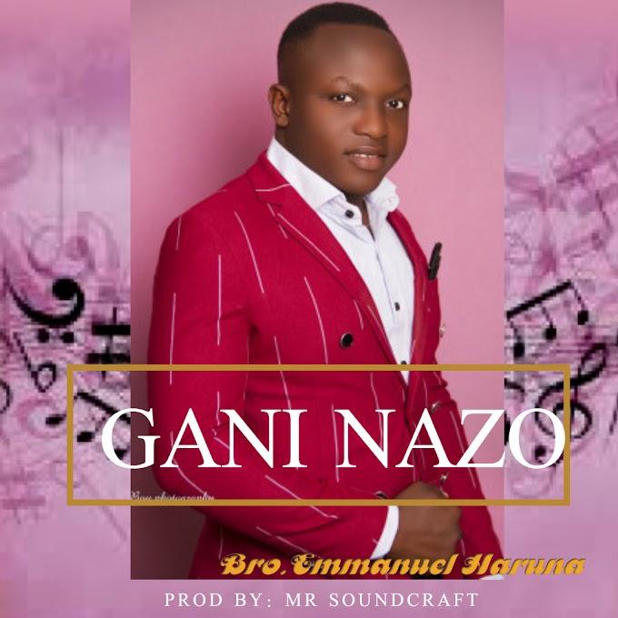 [Audio] Gani Nazo by Emmanuel Haruna