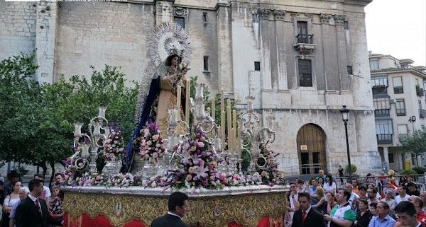 La Virgen del Rosario de Jaén tampoco procesionará en octubre