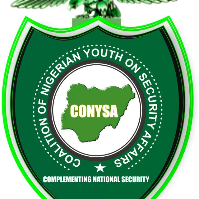 CONYSA (A YOUTH SECURITY GROUP) Congrats Gen moh'd Buba marwa