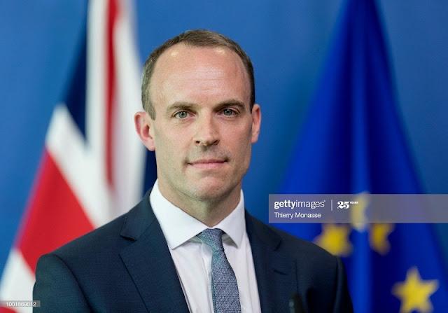 Anh Quốc kêu gọi Trung Quốc 'lùi lại trước bờ vực'