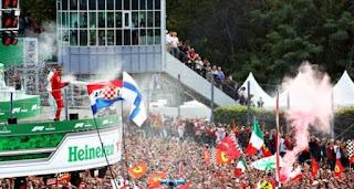 FÓRMULA 1 (Mundial 2019) - Charles Leclerc devuelve la victoria en Monza a Ferrari