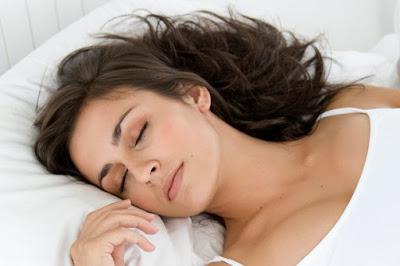 Hábitos femininos na hora de dormi
