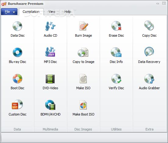 BurnAware Premium 10.8