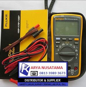 Jual Fluke Digital Multimeter Type 17b+ di Surabaya