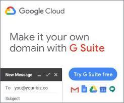 G Suite Promo Code Spain