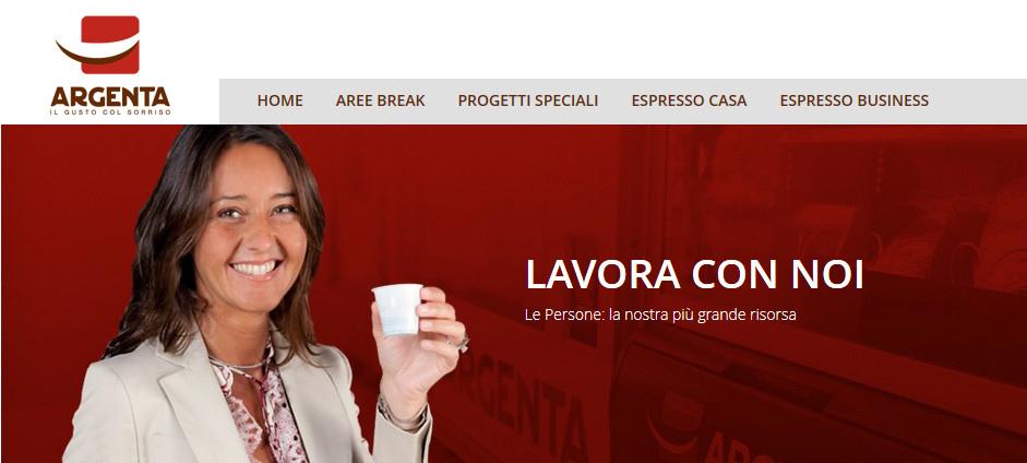 8751d205b342d Lavora con Noi! Argenta è uno tra i principali player in Italia nel settore  della distribuzione automatica e semiautomatica