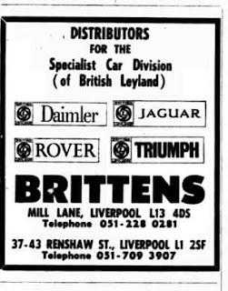 Brittens advert 11 November 1971