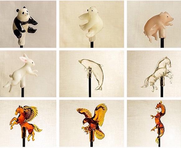 Esculturas em doce