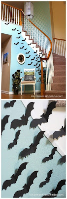 Ozdoby DIY na Halloween.
